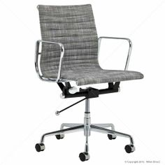 Management Office Chair - Eames Reproduction - Special Edition - Fabric