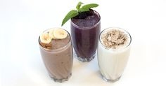 Athletes Favorite High-Protein Smoothies