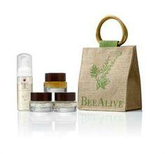 Hearth and Home: Bee Alive Skincare Review and Giveaway