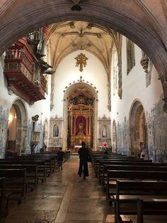 Mosteiro de Santa Cruz - Coimbra VIAJAR é alargar os nossos horizontes - Vamos de Férias Places, Santa Cruz, Viajes, Traveling, Lugares