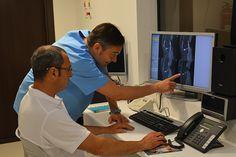 Clínica Imagen Diagnóstica :: Dr. Pedro García :: La Clínica
