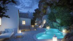 Villa Angelica Pool Site