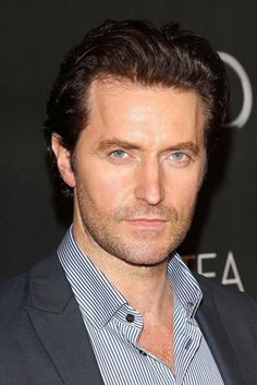 """Richard Armitage...I loved him in """"North and South"""", """"MI-5"""", and now as Thorin Oakenshield in """"The Hobbit""""."""
