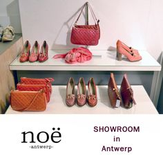 Noë showroom in Antwerp!