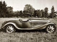 Bugatti Type 43 Zagato '1927–31