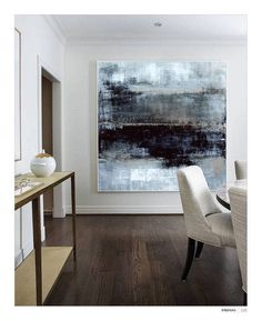 Black and white Painting Abstract Abstract painting Black #abstractart