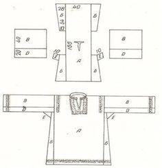 tipar ie, camasa populara traditionala romaneasca pentru barbat, baiat