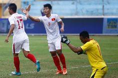 Qatar v Vietnam U19s