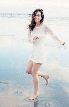 Emilia Clarke...
