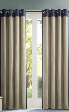 Liam Single Curtain Panel