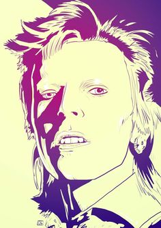 Illustration Gallery 5: Music Icons by Giuseppe Cristiano, via Behance