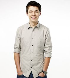 Damian McGinty...so freakin cute, then you hear him speak and just want to faint