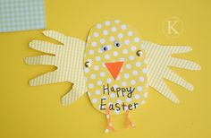 Great Easter craft for the kids