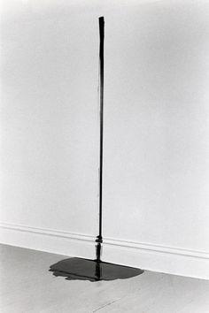 William Anastasi, Untitled, 1966.