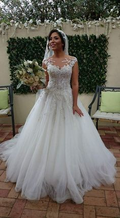 Steven Khalil  Wedding Dress on Sale 39% Off