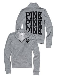 PINK University of Kentucky Half-Zip Pullover #VictoriasSecret ...