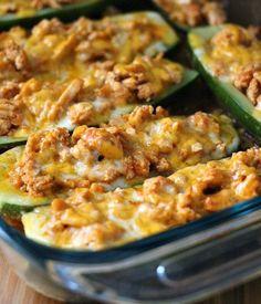 Prova, senza timore, questa ricetta proteica e saporita di zucchine a basso contenuto calorico, basso contenuto di carboidrati, basso contenuto di grassi.