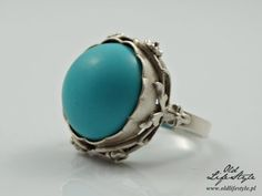 Old Jewelry, Jewelry Art, Rings N Things, Tribal Fusion, Signet Ring, Band Rings, Poland, Jewerly, Gemstone Rings