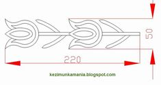 Hungarian Embroidery, Autocad, Embroidery Designs, Symbols, Letters, Regional, Folk, Easter, Popular