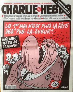 Charlie Hebdo - # 202 - 30 Avril 1996 - Couverture : Tignous