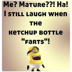 Me mature