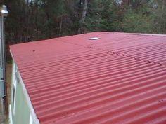Ondura Roof Mobile Home   Google Search