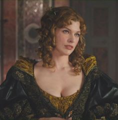 Milady de Winter Movie Costumes, Cool Costumes, Cosplay Costumes, Gorgeous Eyes, Beautiful Women, The Three Musketeers 2011, Milady De Winter, Renaissance, 17th Century Fashion
