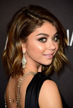 Pin for Later: These Are the 15 Best Looks From the Golden Globes Afterparties Sarah Hyland