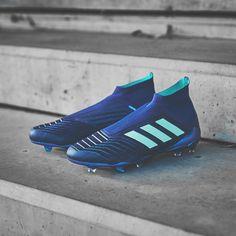 """huge discount 55eac 75af4 Adidas Predator 18+ FG """"Deadly Strike"""" Soccer Cleats"""