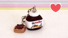 POTE de NUTELLA - Tutorial em biscuit por Regiane Ribeiro