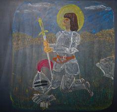Seventh Grade Joan Of Arc