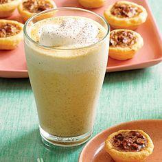 Pumpkin Bourbon Shakes Recipe