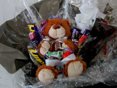 Ted & Choccy Bouquet