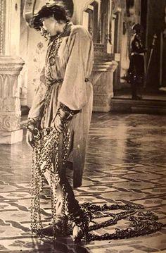 lovingoldbollywood:  Mughal-e-Azam (1960).