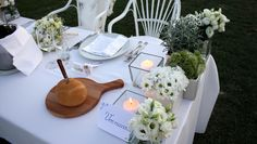 Matrimonio in vigna. Tavolo degli sposi. #matrimonio #wedding #sposi #fiori