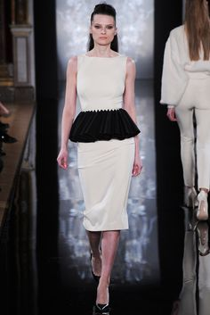 Valentin Yudashkin Fall 2014 Ready-to-Wear Fashion Show