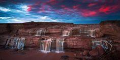 Arizona's Grand Falls