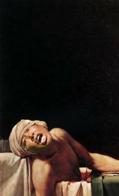 Julius Malema as Jean-Paul Marat by Andre Clements Fine Art Prints, Death, Art Prints