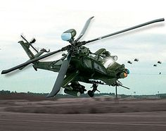AH - 64D Apache Longbow Helicopter