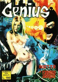 COLLEZIONISMO: GENIUS http://c4comic.it/collezionismo/genius/