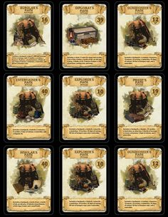 Eloquent image throughout d&d 5e printable monster cards