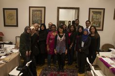 Halal Foodies at the Dining Club with Chef Asthma Khan and Halal Gems founder Zohra Khaku