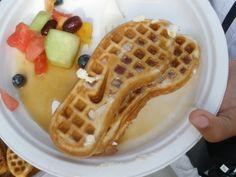 nike waffles > jajaja quiero unos así para el desayuno del fin de semana @muuliza
