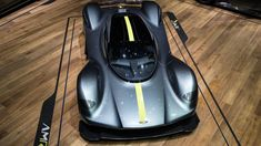 Aston Martin CEO tells us how Valkyrie mixes F1 speed real-world drivability - Roadshow Take a moment to look at that car up there. Youd be forgiven for thinking it an alien landing craft or a concept for some future racing series anything but a road-legal car that mere mortals will be able to drive. Yet thats exactly what it is. Valkyrie (née AM-RB 001) is a joint development between Aston Martin and Red Bull Racing. Think Formula One car for the road and youre not far off. The car wi...