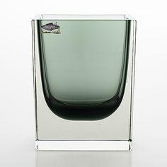 Kaj Franck, Maljakko, KF 262, signeerattu K. Franck, Nuutajärvi Notsjö -62. - Bukowskis Glass Design, Design Art, Bukowski, Modern Contemporary, Retro Vintage, Phone, Telephone, Mobile Phones