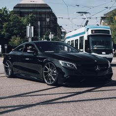 Mercedes S63 AMG Coupe C217