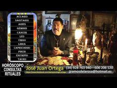 Horóscopo Semanal, consultas - José Juan Ortega