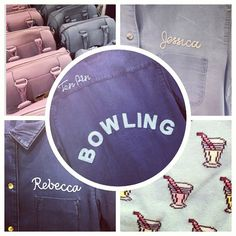 Next night-out with the girls will be at the local bowling club - with the right outfit of course! #bowling #topshop #topshopoxfordcircus