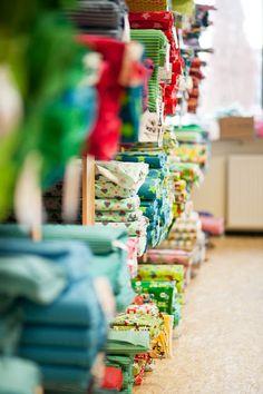 Lillestoff Lagerverkauf - Hannapurzel