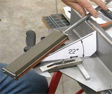 messer sch rfen eine anleitung german knives. Black Bedroom Furniture Sets. Home Design Ideas